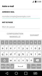 LG K4 2017 - E-mail - Configuration manuelle - Étape 7