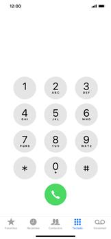 Apple iPhone XR - SMS - Como configurar o centro de mensagens -  5