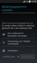 Samsung G357 Galaxy Ace 4 - Applicaties - Account instellen - Stap 22