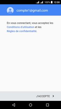 Acer Liquid Z630 - E-mail - Configurer l