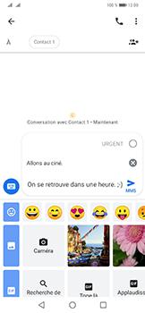 Huawei Mate 20 Pro - MMS - envoi d'images - Étape 11