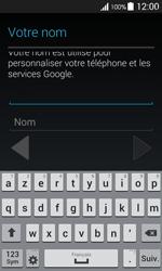 Samsung G357 Galaxy Ace 4 - Applications - Créer un compte - Étape 6