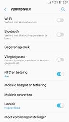 Samsung Galaxy J3 (2017) - Wi-Fi - Verbinding maken met Wi-Fi - Stap 5