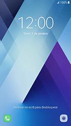 Samsung Galaxy A5 (2017) - Internet no telemóvel - Configurar ligação à internet -  34
