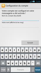 Bouygues Telecom Bs 471 - E-mails - Ajouter ou modifier un compte e-mail - Étape 22