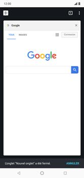 Nokia 7.1 - Internet et connexion - Naviguer sur internet - Étape 19