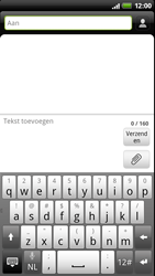 HTC Z715e Sensation XE - MMS - afbeeldingen verzenden - Stap 4