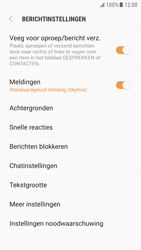 Samsung Galaxy S6 - Android Nougat - SMS - handmatig instellen - Stap 6