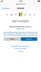 Apple iPhone 6s - iOS 11 - E-mail - Handmatig instellen (outlook) - Stap 6