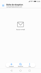 Huawei P9 - Android Nougat - E-mail - 032c. Email wizard - Outlook - Étape 4