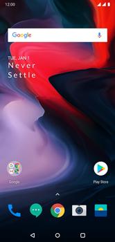 OnePlus 6 - Internet - Manual configuration - Step 1