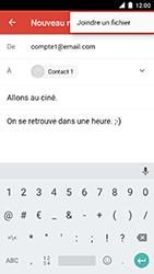 Motorola Moto C Plus - E-mails - Envoyer un e-mail - Étape 10