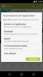 Sony Xpéria M2 - Applications - Télécharger une application - Étape 18