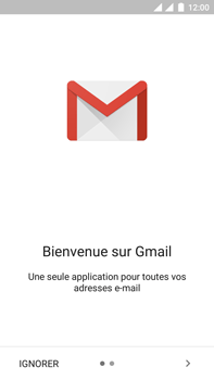 OnePlus 3 - E-mail - Configuration manuelle (outlook) - Étape 4