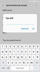 Samsung Galaxy S6 - Android Nougat - Mensajería - Configurar el equipo para mensajes multimedia - Paso 13