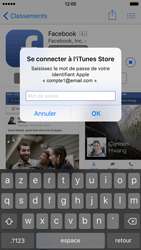 Apple iPhone 6 iOS 9 - Applications - Créer un compte - Étape 24