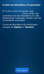 BlackBerry 9860 Torch - BlackBerry activeren - BlackBerry ID activeren - Stap 10