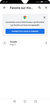 Huawei Mate 20 - Internet - navigation sur Internet - Étape 12