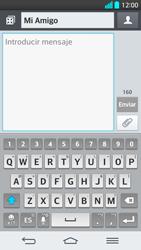 LG G2 - Mensajería - Escribir y enviar un mensaje multimedia - Paso 9
