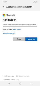 Samsung galaxy-a20e-dual-sim-sm-a202f - E-mail - 032c. Email wizard - Outlook - Stap 8