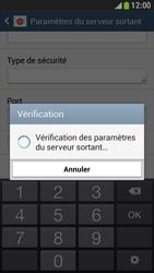 Samsung I9195 Galaxy S IV Mini LTE - E-mail - Configuration manuelle - Étape 14