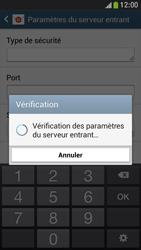 Samsung I9195 Galaxy S IV Mini LTE - E-mail - Configuration manuelle - Étape 10