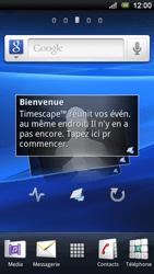 Sony Ericsson Xperia Ray - Internet - configuration automatique - Étape 4