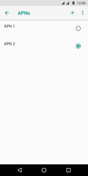 Motorola Moto G6 Play - Internet (APN) - Como configurar a internet do seu aparelho (APN Nextel) - Etapa 18