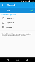 Sony xperia-z5-compact-e5823-android-nougat - Bluetooth - Aanzetten - Stap 5