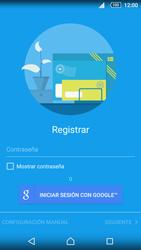 Sony Xperia Z5 - E-mail - Configurar correo electrónico - Paso 8