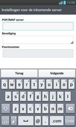 LG E975 Optimus G - E-mail - e-mail instellen: POP3 - Stap 12
