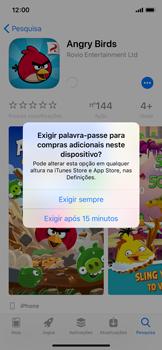 Apple iPhone X - Aplicações - Como pesquisar e instalar aplicações -  15
