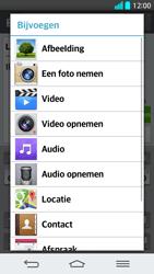 LG G2 - MMS - Afbeeldingen verzenden - Stap 13