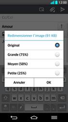 LG G2 - E-mails - Envoyer un e-mail - Étape 15