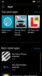 Acer Liquid M330 - Applications - Download apps - Step 10