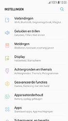 Samsung Galaxy J3 (2017) - Internet - handmatig instellen - Stap 4