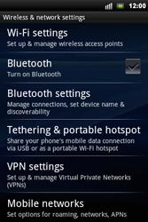 Sony Ericsson Xperia Mini Pro - Mms - Manual configuration - Step 5