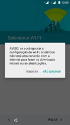 Motorola Moto G (2ª Geração) - Primeiros passos - Como ativar seu aparelho - Etapa 4