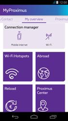 Acer Liquid Z500 - Applications - MyProximus - Step 21