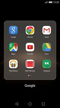 Huawei GX8 - E-mail - Configurar Gmail - Paso 3