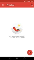 Huawei P10 Lite - E-mail - Configurar Gmail - Paso 15