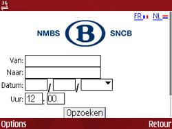 Nokia E63 - Internet - Hoe te internetten - Stap 13
