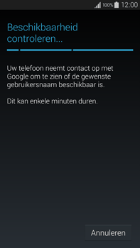 Samsung Galaxy Note 4 4G (SM-N910F) - Applicaties - Account aanmaken - Stap 9