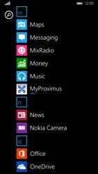 Nokia Lumia 830 - Applications - MyProximus - Step 10