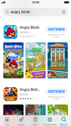 Apple iPhone SE iOS 11 - Aplicaciones - Descargar aplicaciones - Paso 11