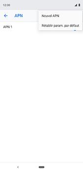 Google Pixel 3XL - Internet - Configuration manuelle - Étape 10