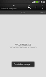 HTC Desire 500 - E-mail - Envoi d