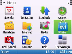 Nokia E5-00 - Applicaties - Applicaties downloaden - Stap 3