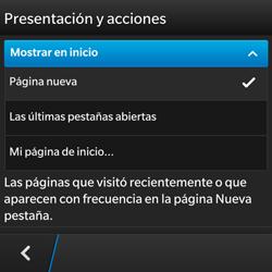 BlackBerry Q5 - Internet - Configurar Internet - Paso 18