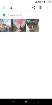 Alcatel 3L - Photos, vidéos, musique - Envoyer une photo via Bluetooth - Étape 8